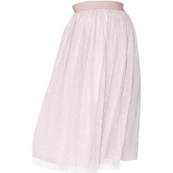 Textiel Dames Rokken Little Mistress  Mink