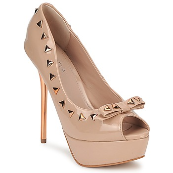 Schoenen Dames pumps Carvela GWENDOLYN Nude