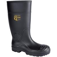 Schoenen Dames Regenlaarzen Grafters  Zwart