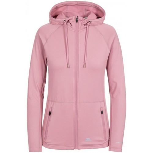 Textiel Dames Sweaters / Sweatshirts Trespass Dacre Lila Haze