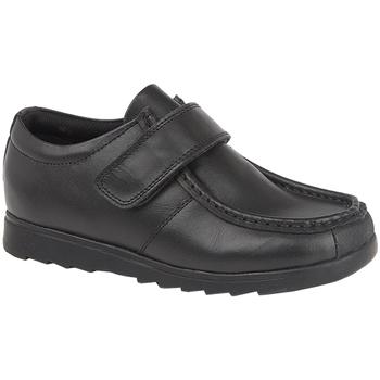 Schoenen Jongens Derby Roamers  Zwart