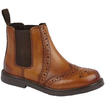 Schoenen Jongens Laarzen Roamers  Tan