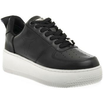 Schoenen Dames Lage sneakers Windsor Smith RACERR BLACK Nero