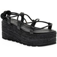 Schoenen Dames Sandalen / Open schoenen Vienty NOX NERO Nero