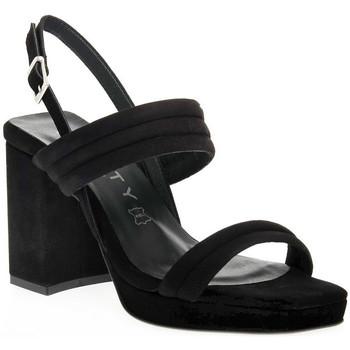 Schoenen Dames Sandalen / Open schoenen Vienty NERO JIM Nero