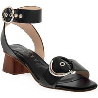 Schoenen Dames Sandalen / Open schoenen Vienty JIMENA Nero