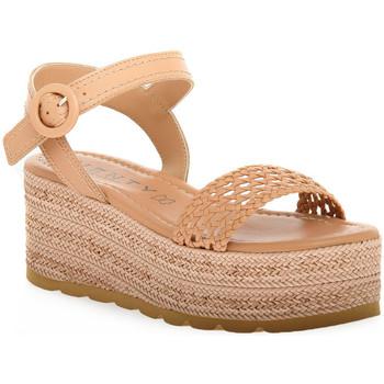 Schoenen Dames Sandalen / Open schoenen Vienty KEA ALAGUITA Nero