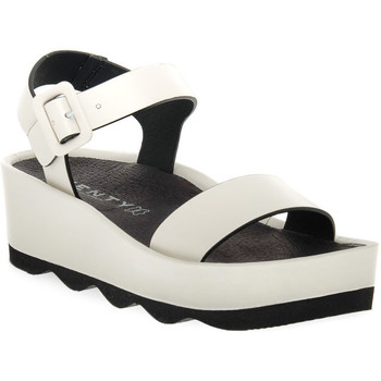 Schoenen Dames Sandalen / Open schoenen Vienty RUBI HIELO Bianco
