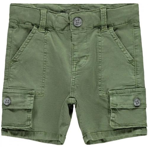 Textiel Heren Korte broeken / Bermuda's Name it  Groen