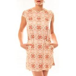 Textiel Dames Korte jurken Meisïe Robe 20911SP15 Rose Roze