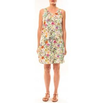 Textiel Dames Korte jurken Meisïe Robe V6-700SP15 Vert d'eau Groen