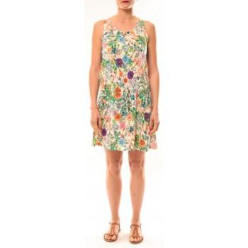 Textiel Dames Korte jurken Meisïe Robe V6-700SP15 Lavande Violet