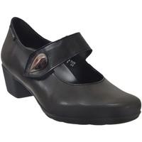 Schoenen Dames pumps Mephisto Isora Zwart leer