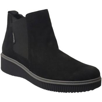 Schoenen Dames Laarzen Mephisto Emie Velvet zwart