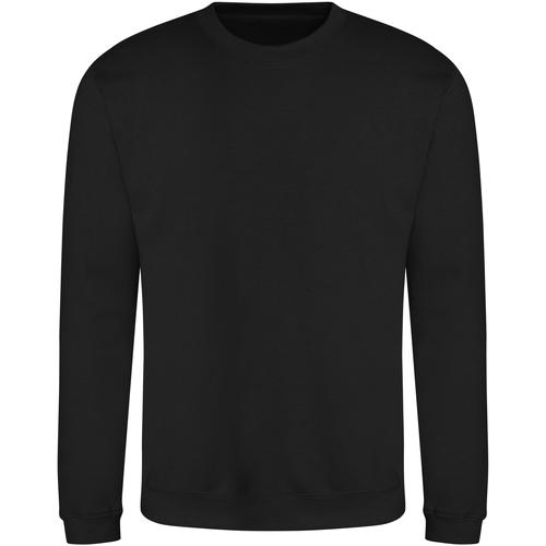 Textiel Heren Sweaters / Sweatshirts Awdis JH030 Diep zwart