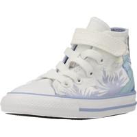Schoenen Meisjes Hoge sneakers Converse CTAS 1V HI Wit