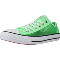 Schoenen Dames Sneakers Converse CTAS OX ILLUSION Groen