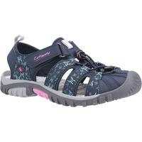 Schoenen Dames Sandalen / Open schoenen Cotswold  Marine / Roze