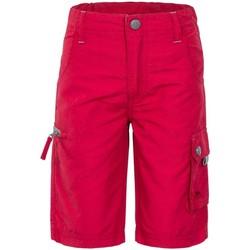 Textiel Jongens Korte broeken / Bermuda's Trespass Marty Rood