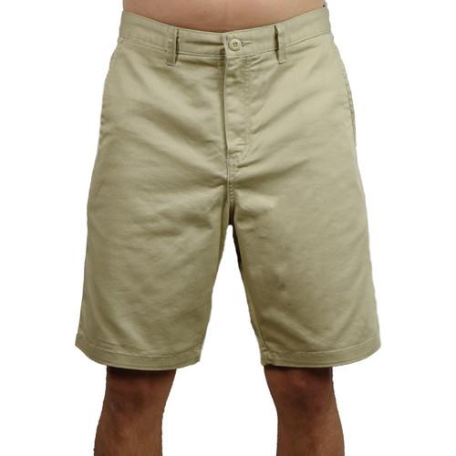 Textiel Heren Korte broeken / Bermuda's Vans Authentic Stretch 50 Short Grise