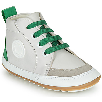Schoenen Kinderen Laarzen Robeez MIGO Beige / Groen