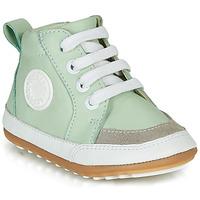 Schoenen Kinderen Laarzen Robeez MIGO Groen / Water