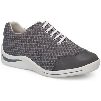 Schoenen Dames Lage sneakers Calzamedi DIABETIC SPORTSCHOENEN GRIJS