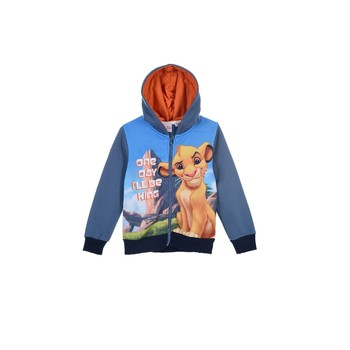Textiel Jongens Sweaters / Sweatshirts TEAM HEROES  LION KING SWEAT Multicolour