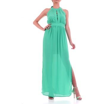 Textiel Dames Mantel jassen Fly Girl 9458-03 Verde