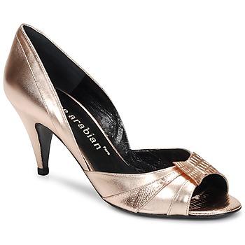 Schoenen Dames pumps Karine Arabian MONTEREY Roze / Metaal