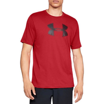 Textiel Heren T-shirts & Polo's Under Armour Big Logo SS Tee 1329583-600