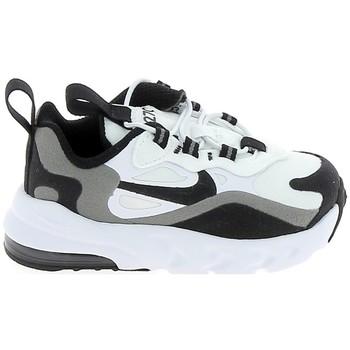 Schoenen Kinderen Lage sneakers Nike Air Max 270 BB Blanc Noir CD2654-103 Wit