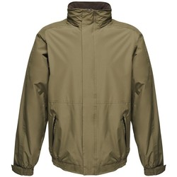 Textiel Heren Wind jackets Regatta TRW297 Donkere kaki/zwart