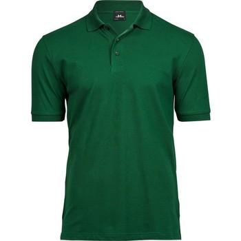 Textiel Heren Polo's korte mouwen Tee Jays TJ1405 Bosgroen