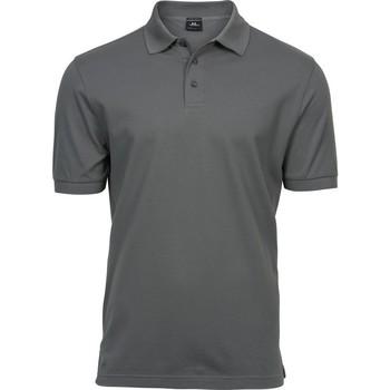 Textiel Heren Polo's korte mouwen Tee Jays TJ1405 Donkere Olijf