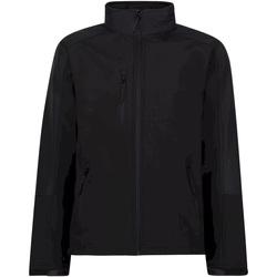 Textiel Heren Windjack Regatta TRA650 Zwart/Zwart