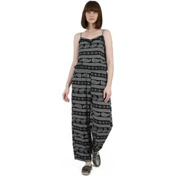 Textiel Dames Jumpsuites / Tuinbroeken Molly Bracken MBG607E20 Zwart