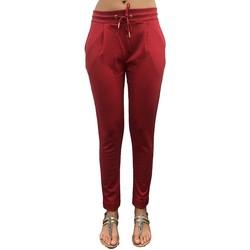 Textiel Dames Trainingsbroeken LPB Woman Les Petites bombes Pantalon Jogger Lipstick Rouge W19V1103 Rood