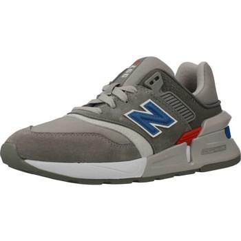 Schoenen Heren Lage sneakers New Balance BVB LIFESTYLE Grijs