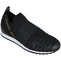 Schoenen Heren Instappers Cruyff elastico black/gold Zwart