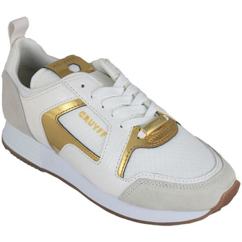 Schoenen Dames Lage sneakers Cruyff lusso white/gold Wit