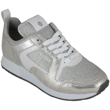 Schoenen Dames Lage sneakers Cruyff lusso silver Zilver