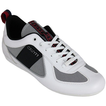 Schoenen Heren Lage sneakers Cruyff nite crowler white Wit