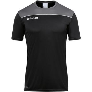 Textiel T-shirts korte mouwen Uhlsport Offence 23 TR Poly Shirt Schwarz