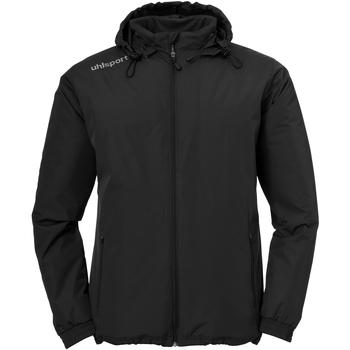 Textiel Jongens Wind jackets Uhlsport Winterjacke Essential Coach Jacket Junior Schwarz