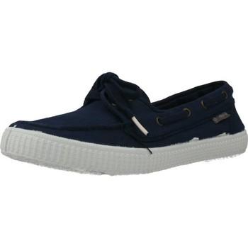 Schoenen Heren Lage sneakers Victoria 116600 Blauw