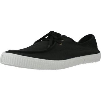 Schoenen Heren Lage sneakers Victoria 116601V Zwart