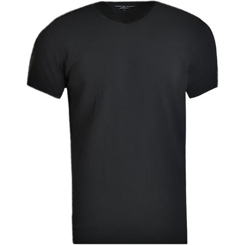 Textiel Heren T-shirts korte mouwen Tommy Hilfiger V-Neck 3 Pack Tee 2S87903767-990