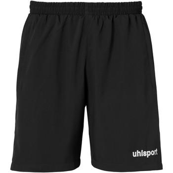 Textiel Heren Korte broeken / Bermuda's Uhlsport Präsentationsshort Essential Webshorts Schwarz