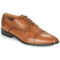 Schoenen Heren Derby Carlington NOMINEM Camel